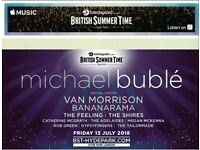 Michael buble ***BST***HYDE PARK***13TH JULY***