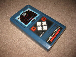 1978 Matel HOCKEY hand held electronic game