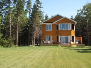 Ocean front vacation rental in Prince Edward Island