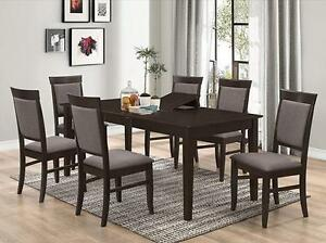 DINING SETS ON SALE!!! REDUCED PRICES UPTO 50% OFF (AD 577)