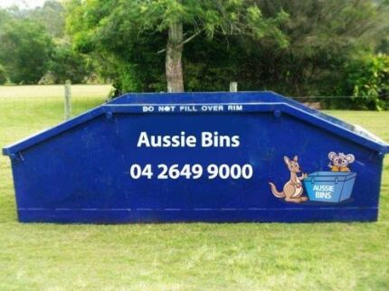 Skip Bin Hire Brisbane and Surrounds