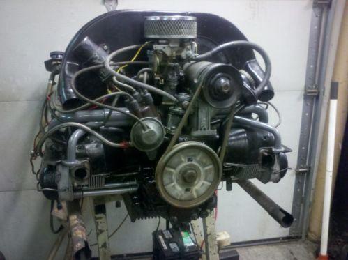 1600cc beetle engine diagram starter 36 wiring diagram Type 1 VW Engine VW Bug Engine Schematic