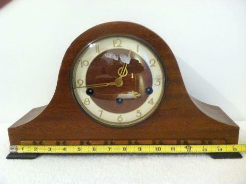 Welby Clock Ebay