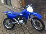 Yamaha DTR 125 Bike