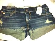 Girls Abercrombie Shorts 14