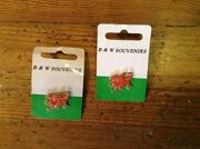 Welsh Dragon Badge
