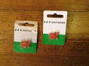 Welsh Dragon Badge
