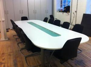 Boardroom Table EBay - Small boardroom table