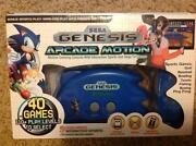 Sega Genesis Arcade Motion