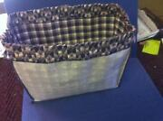 Longaberger Bread Basket Liner