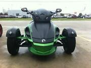 Used Can-am Spyder