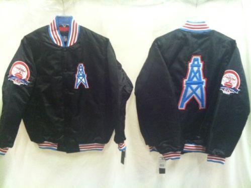 Houston Oilers Jacket Football Nfl Ebay