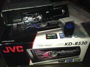 JVC Stereo Remote Control