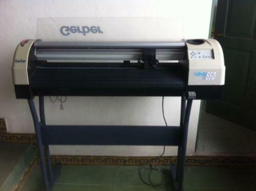 Gerber Hs 15 Plus Plotter Manual