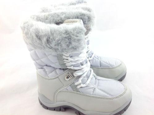 infant snow boots size 7 ebay. Black Bedroom Furniture Sets. Home Design Ideas
