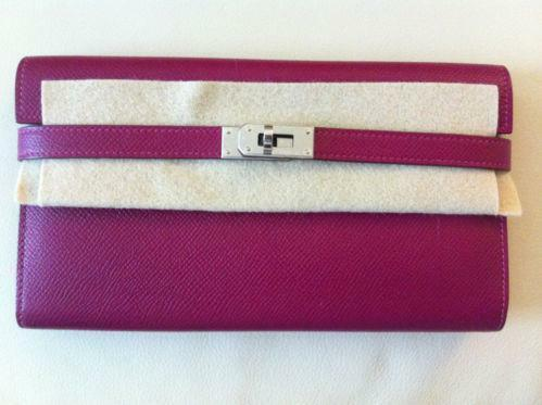 hermes wallets women
