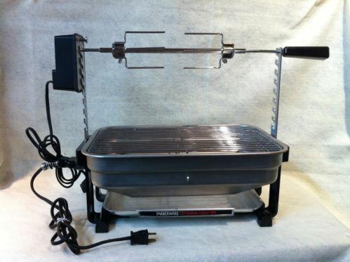Farberware Smokeless Indoor Grill Ebay