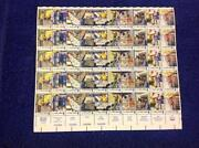 US Stamp Sheets
