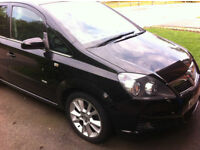 Zafira Design 2.2 Auto Black