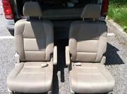 Honda Odyssey Middle Seat