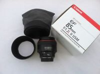 new canon EF 85 1.2 L II USM - the best portrait lens