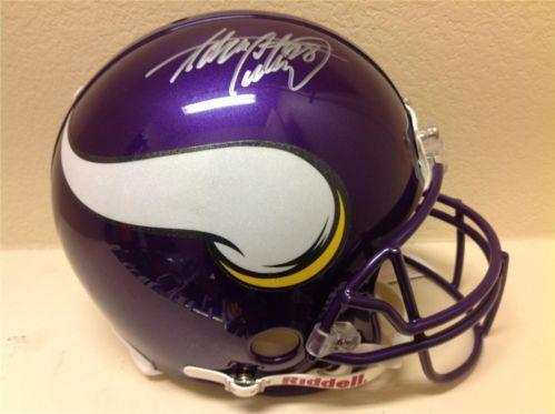 Minnesota Vikings Helmet | eBay