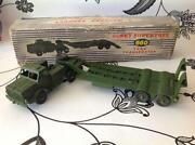 Dinky Tank Transporter