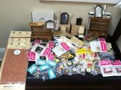 Dollhouse Miniature Accessories Lot