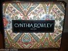 Cynthia Rowley Bedding Floral