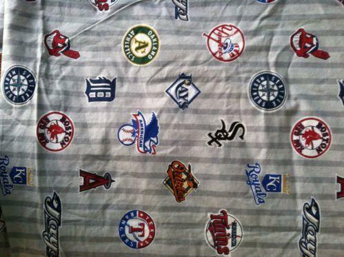 Baseball Bedding Ebay