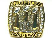 New York Giants Super Bowl Ring
