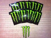 Monster Energy Decals