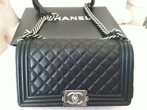 ff513a533dbe Chanel Boy: Handbags & Purses | eBay