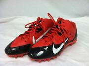 Red Nike Football Cleats