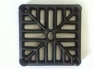 Cast Iron Drain Covers