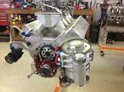 Big Block Chevy Engine