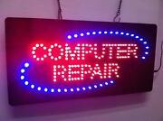 Computer Repair LED Sign