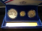 1986 Liberty Coin Set