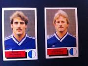 Schalke Sammelbilder