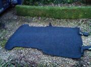 Black Van Carpet
