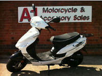 AJS Digita 50cc Moped Leaner Legal