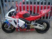 Honda Track Bike