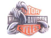 Harley Davidson Belt Buckle