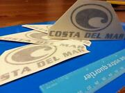 Costa Del Mar Sticker