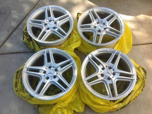 Mercedes E350 Wheels Ebay