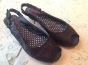 Girls Sparkly Shoes Size 2