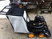 Garden Vacuum Petrol