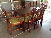 Shield Back Dining Chairs