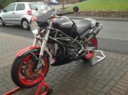 Ducati Monster Black
