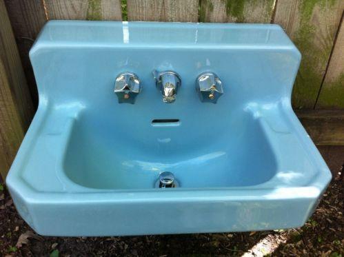 Vintage American Standard Sink Ebay